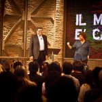 Alessandro Sortino e Gian Luca Brambilla