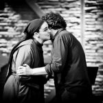 Suor Hallel con Alessandro Sortino