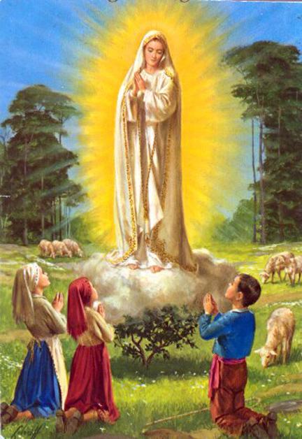 Preferenza 13 maggio: Beata Maria Vergine di Fatima | Beati Voi MI66