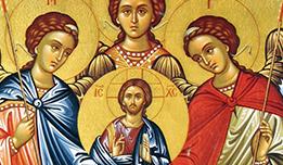 29 settembre: Santi Michele, Gabriele e Raffaele, arcangeli