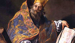 07 dicembre: Sant'Ambrogio
