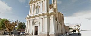 Le parrocchie