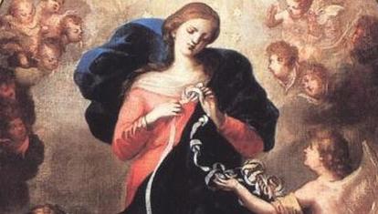 Madonna che scioglie i nodi