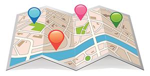 La Mappa dei Borghi