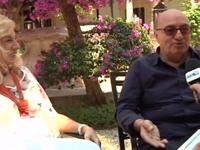 Dante Ferretti e Francesca Lo Schiavo