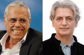 Fabrizio Bentivoglio, Teo Teocoli