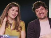 Fabio De Luigi e Vittoria Puccini