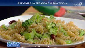 pressione arteriosa alimentazione