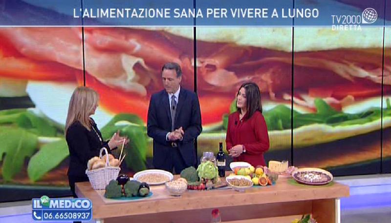 L'alimentazione sana per vivere a lungo