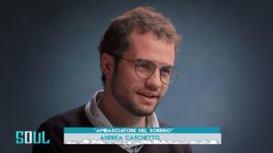 Andrea Caschetto a Soul