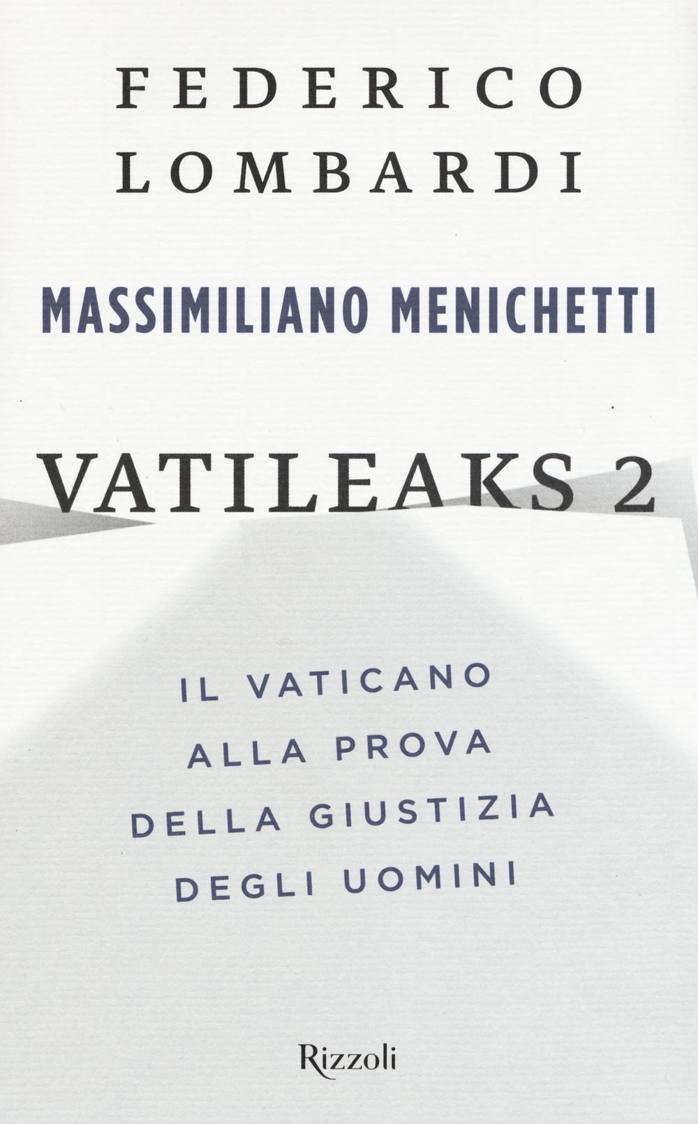 LIBRO VATILEAKS 2