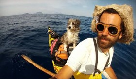 06 Sergi Rodriguez Basoli e la #cagnolina Nirvana