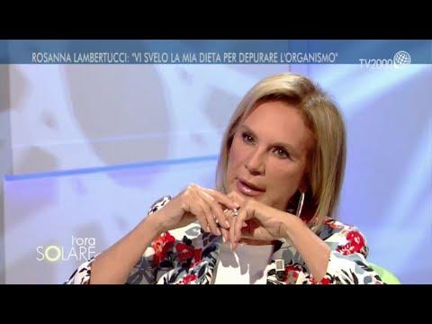 """Rosanna Lambertucci: """"Vi svelo la mia dieta per depurare l ..."""
