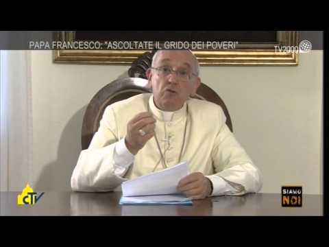 """""""Siamo noi"""" - Non restiamo sordi al grido di dolore dei poveri, le parole di Papa Francesco"""