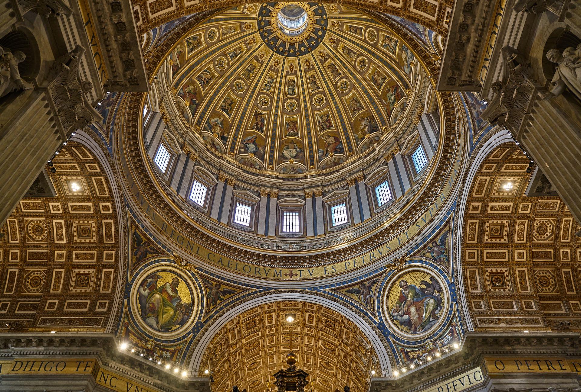 24 novembre - La basilica di San Pietro: incontro tra storia, arte e fede