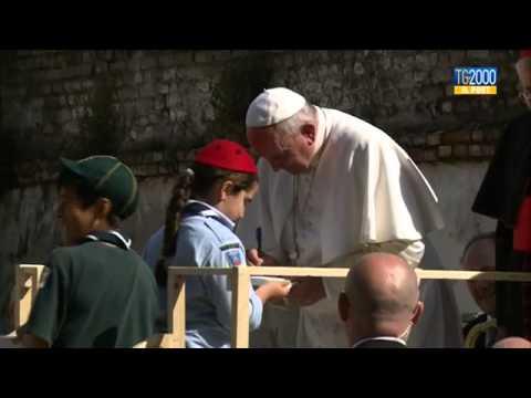 """Tg2000 il Post: """"Papa Francesco a Ostia: la gioia della fede"""" di Nicola Ferrante"""