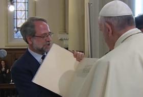 Papa Francesco a Torino: la prima volta di un Papa nel tempio valdese