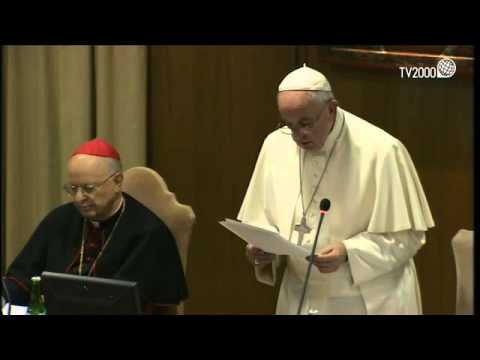 Il discorso di Papa Francesco alla chiusura dei lavori del Sinodo dei Vescovi