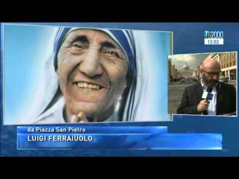Madre Teresa di Calcutta proclamata santa il 4 settembre