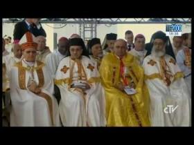 """#PapaFrancesco in #Egitto:""""L'unico estremismo ammesso per i credenti è quello della carità"""""""