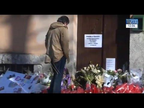 Delitto Alatri: l'ultimo saluto a Emanuele Morganti