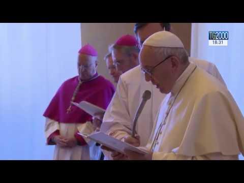 L'annuncio di Papa Francesco: Paolo VI e Mons Romero santi il 14 ottobre a Roma