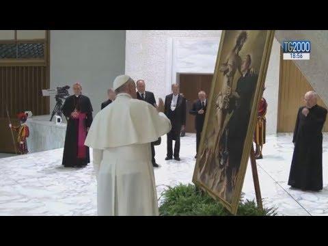 Papa Francesco: Il sangue di Cristo insegna a donare la vita agli altri