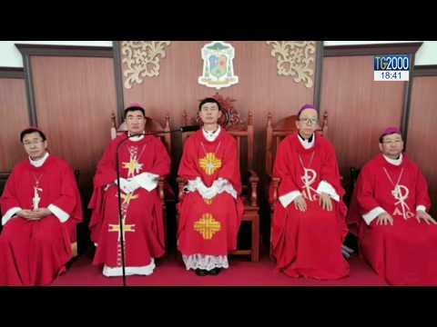 Vaticano-Cina, ordinato il primo vescovo dopo accordo tra Pechino e Santa Sede
