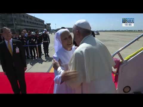 Papa Francesco in Thailandia. E' il 32° viaggio apostolico