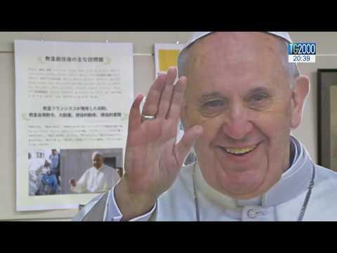 Papa in Giappone, in agenda le tappe a Hiroshima e Nakasaki