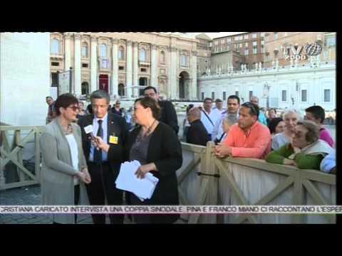 Il diario di Papa Francesco - Puntata del 19 ottobre 2014. Beatificazione di Paolo VI