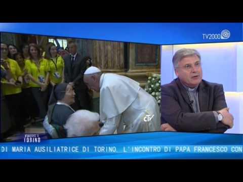 La visita di Papa Francesco a Torino. La testimonianza di don Torino Palmese