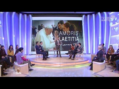 """Il diario di Papa Francesco - Presentazione Esortazione """"Amoris Laetitia"""" - 8 aprile 2016"""