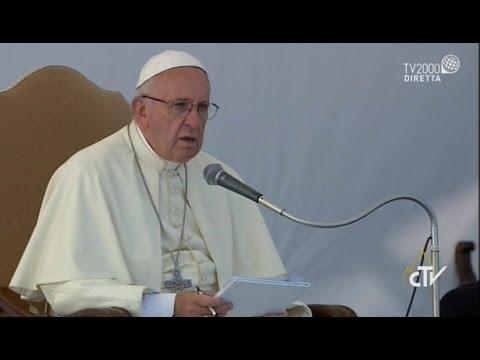 Le risposte di Papa Francesco nella visita alla comunità di Villa Nazareth