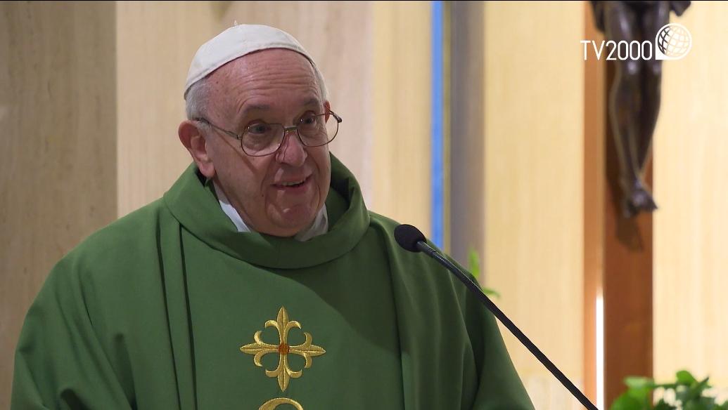 """Papa Francesco, omelia a Santa Marta del 28 febbraio 2019: """"Non aspettare a convertirti"""""""