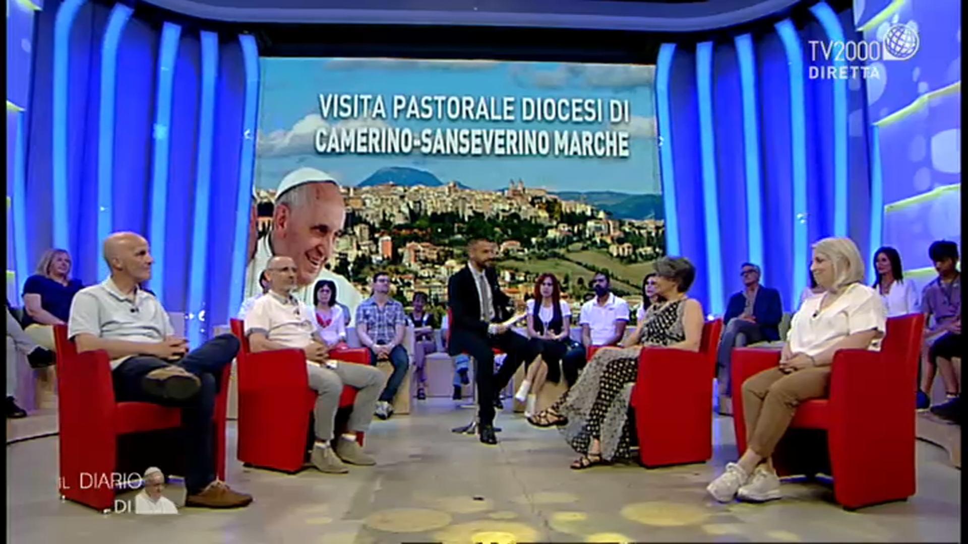 """""""Aspettando Papa Francesco a Camerino"""""""