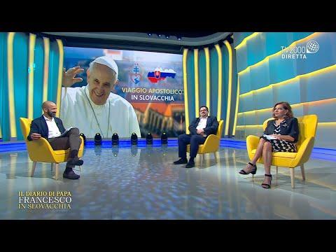 Il Diario di Papa Francesco - Slovacchia, 15 settembre 2021