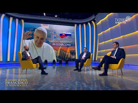 Il Diario di Papa Francesco - Slovacchia, 14 settembre 2021, prima parte
