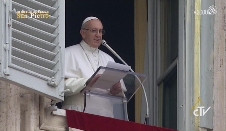 Angelus di Papa Francesco del 11 dicembre 2016