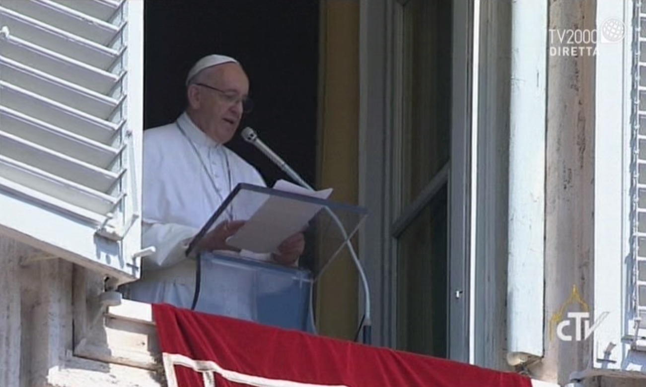 Regina Caeli di Papa Francesco del 23 aprile 2017