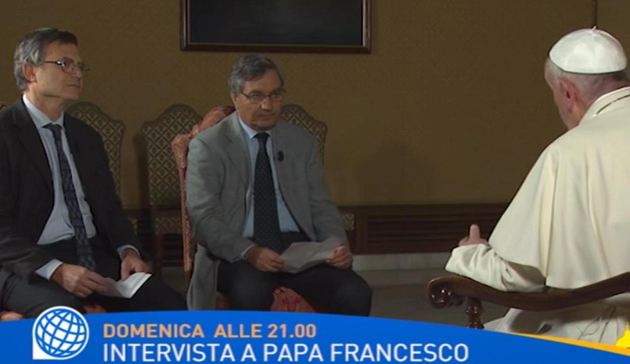 Papa: intervista a Tv2000 e InBlu Radio per chiusura Giubileo. Ecco la trascrizione integrale