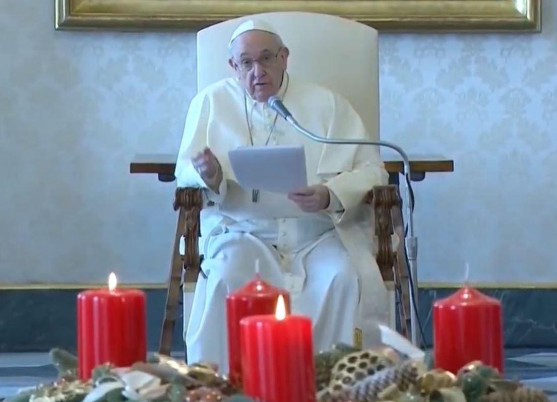 Papa: non ci si deve vergognare di invocare Dio nel momento del bisogno