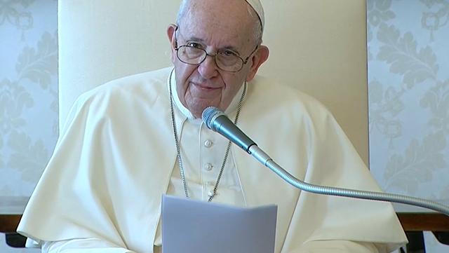 Papa Francesco: dialogo e perdono tra israeliani e palestinesi