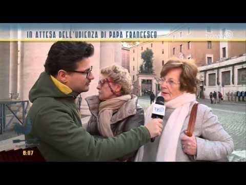 I pellegrini di Vicenza in udienza dal Papa