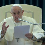 Papa Francesco udienza generale