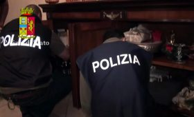++ 'Ndrangheta: blitz Ps contro cosca Rizziconi, arresti ++