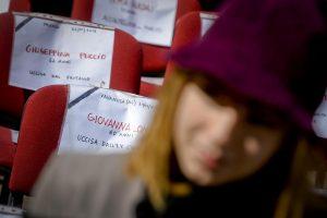 8 marzo: 150 sedie vuote per ricordare vittime femminicidio