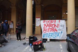 Nuova contestazione a prof.Panebianco a Bologna