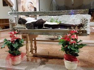Giubileo: trasferite da Padova a Roma spoglie Padre Leopoldo