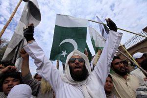 Pakistan Day rally